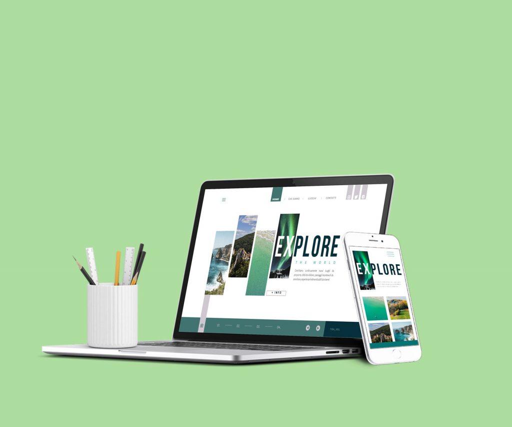 Progetti di grafica online